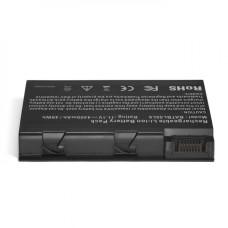 Аккумулятор 50L6 4400mAh 11.1V черный для ноутбука Acer Aspire 3690, 5110, 5680 TravelMate 2490, 3900, 4200 Series