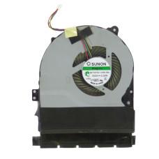 Вентилятор для Asus K46 K56 S56 S550 X550 X553, MF75070V1-C090-S9A, 4pin, Б/У