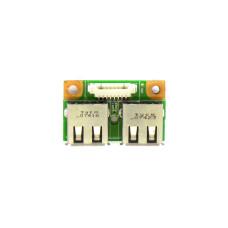 Плата 48.4F604.011 KAI USB BD для HP Compaq Presario V3700 Б/У