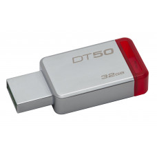 USB диск Kingston DT50/32GB 32Gb, USB 3.0, R 30Mb/s, W 5Mb/s