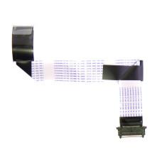 Шлейф LVDS 1-848-108-11 C3-1381AHV-1, 51pin, для телевизора Sony, Б/У