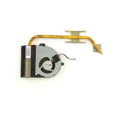 Вентилятор для Asus K54L, KSB0705HA-9J58, 4pin, с радиатором, Б/У