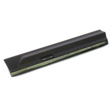 Заглушка DVD ноутбука DNS A15HE, 13N0-XXA0911 черная, Б/У