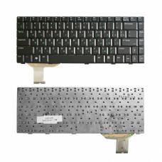 Клавиатура для Asus A8, F8, N80, N81A, W3, Z99 черная