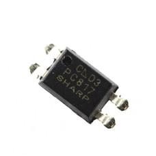 Оптопара PC817, Фототранзистор