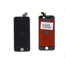 Дисплей с тачскрином Apple iPhone 5/5G черный (JDF)