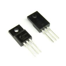 Транзистор FQPF10N60C полевой, N-канал, 600 В, 9.5 А, TO-220F