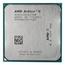 Процессор AMD Athlon II X2 245 2.9GHz Socket AM2+, AM3, C/T 2/2, Regor, TDP 65W, Б/У