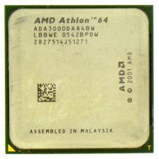 Процессор AMD Athlon 64 3000+ 1.8 ГГц Socket 939, Venice, TDP 67W, Б/У