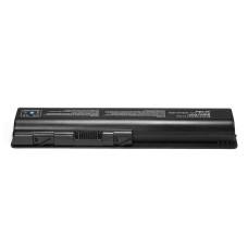 Аккумулятор DV5 4400mAh 10.8V черный для ноутбука HP Pavilion dv4, dv5, dv6, G50, G71, HDX16, Compaq Presario CQ40, CQ71 Series