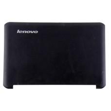 Крышка матрицы 60.4DM09.001 для ноутбука Lenovo B450 черная, Б/У, Есть дефекты