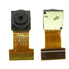 Камера фронтальная для смартфона ZTE Blade L8, шлейф в комплекте Original, Б/У