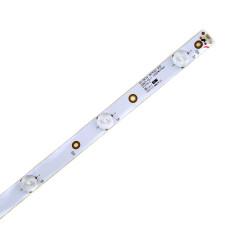 """Лента LED 32"""" GJ-2K16 GEMINI-315 D307-V1.1, 7LED, 3V, Текстолит, Б/У"""