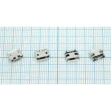 Разъем micro USB MUSB-LA520 5pin для Lenovo A520
