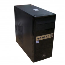 ПК Intel Celeron 430, 1.8 ГГц, 1 Гб, 160 Гб HDD, Mini-Tower, Win 7 Professional, 350W, Б/У