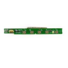Плата кнопок L1750-L1950 KEY 6870TB06C1 для монитора LG L1750, L1950, Б/У