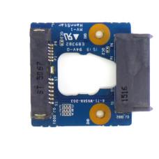 Плата 6-71-W95KN-D03 SATA ODD для Dexp N2840 Б/У