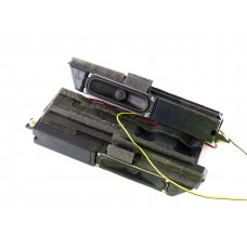Динамики SAMSUNG BN96-12837D 10W 6Ω для телевизора Samsung LE40D550K1W, Б/У