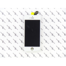 Дисплей с тачскрином Apple iPhone 5/5G белый AAA