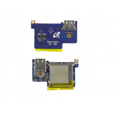 Плата CardReader, USB BA92-04501A для Samsung Q1 Ultra, Б/У