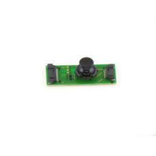 Джойстик H5000_SW (BN41-02149A) REV:1,3(ET131209) P/N: BN96-30902C черный для телевизора Samsung UE40H6400AK, UE32H5000AK, Б/У