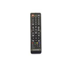 Пульт AA59-00602A для телевизора Samsung оригинальный черный, износ 1%, Б/У
