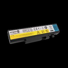 Аккумулятор AI-Y460 для ноутбука Lenovo IdeaPad B560, Y460, Y570, V560, V560A, 4400mAh, 49Wh, 11.1V, черный (Amperin)