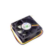Вентилятор 60x60x20 TITAN TFD-6020M12Z 12V 3pin, sleeve