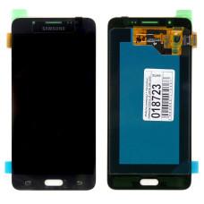 Дисплей с тачскрином Samsung Galaxy J5 (2016) SM-J510 черный (Original)