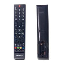 Пульт RB-32/39 для телевизора Rubin RB-32SD8T2C, RB-39SD8F оригинальный черный, износ 50%, Б/У