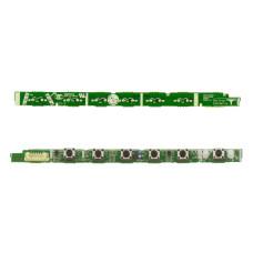 Плата кнопок EAX41346804 для монитора LG FLATRON W2242S-SF, Б/У
