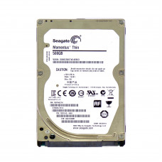 "Жесткий диск 2.5"" Seagate ST500LT012, 500 Гб, SATA 3Gbit/s, 5400 об/мин, 16 Мб, Б/У"