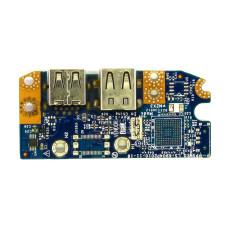 Плата 2xUSB LS-6904P P5WE0, без шлейфа для Acer Aspire 5750G Series Б/У