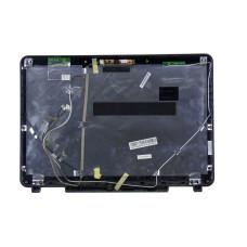 Крышка матрицы 13N0-EIA0621 для ноутбука ASUS K40, K40XX, K40AB, K40AF, K40IN, K40IJ, K40IL, X8AS темно-коричневая, Веб-камера, Микрофон, Б/У