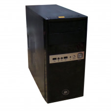 ПК Intel Pentium E2160, 1.8 ГГц, 2 Гб, 160 Гб HDD, Mini-Tower, Win 7 Professional, 350W, Б/У