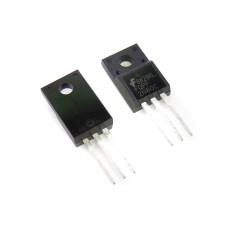 Транзистор FQPF2N60C полевой, N-канал, 600 В, TO-220F