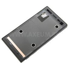 Корпус смартфона Sony LT26w (Xperia Acro S) black, черный