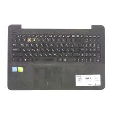 Верхняя часть корпуса 13NB0628P0201X (13NB0628AP0301) для ноутбука ASUS X555S Черная, Б/У, Есть дефекты
