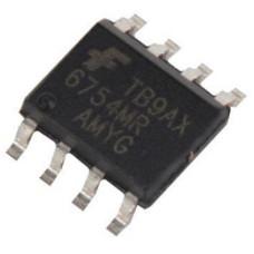 FAN6754MR ШИМ-контроллер, 65кГц, SOIC-8