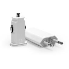 Набор для зарядки Apple iPhone, iPad, Samsung Galaxy, Xiaomi, Huawei, LG, Sony и др. Замена: MD813ZM