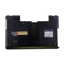 Нижняя часть корпуса 13N0-ZWA0301 для ноутбука Toshiba Satellite L850, C850 черная, Б/У