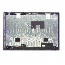 Крышка матрицы 42.4L201.001 для ноутбука Lenovo G50-30, Z50-70, S500, G50-45, IdeaPad S510P черная, Веб-камера, Б/У