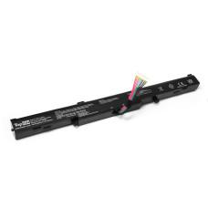 Аккумулятор TOP-X450J для Asus A450, F550, R751, X450, X550, X750, X751 Series [2200mAh, 14.8V, черный, TopON]
