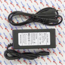 Блок питания 42V 2А 84W (3 pin, 9 мм) для гироскутера (OEM)
