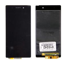 Дисплей с тачскрином Sony Xperia Z2 D6502 D6503 черный