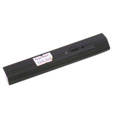 Заглушка DVD ноутбука RoverBook Voyager V550 черная, Б/У
