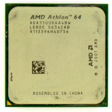 Процессор AMD Athlon 64 3000+ 2.2 ГГц Socket 939, Venice, TDP 67W, Б/У