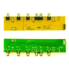 Плата ввода-вывода 5800-G8M48A-0P00 для ERRISON 39LES66, AV Б/У