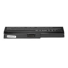 Аккумулятор PA3634 4400mAh 10.8V черный для ноутбука Toshiba Satellite L310, L510, M300, M500, U400, A660, L600, Portege M800 Series