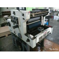 Офсетная машина Adast Romayor 313, 1 цвет, Формат 360 x 500 мм, Б/У